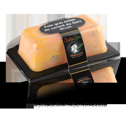 Foie Gras Entier de Canard du Gers
